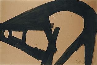ANTOINE MORTIER 1908 - 1999 Belgian School
