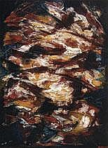 JOZEF MEES 1898 - 1987 Belgian School COMPOSITIE