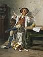 THÉODORE GÉRARD 1829 - 1902 Belgian School DE, Theodore Gerard, Click for value