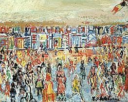 HENRI - VICTOR WOLVENS 1896 - 1977 Belgian School