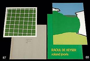 RAOUL DE KEYSER 1930 - Belgian School 5