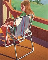 JACK BEAL 1931 - American School SUZAN (1971)