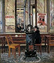 LOUIS THÉVENET 1874 - 1930 Belgian School