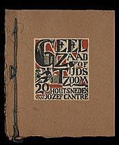 JOZEF CANTRÉ 1890 - 1957 Belgian School GEEL ZAAD