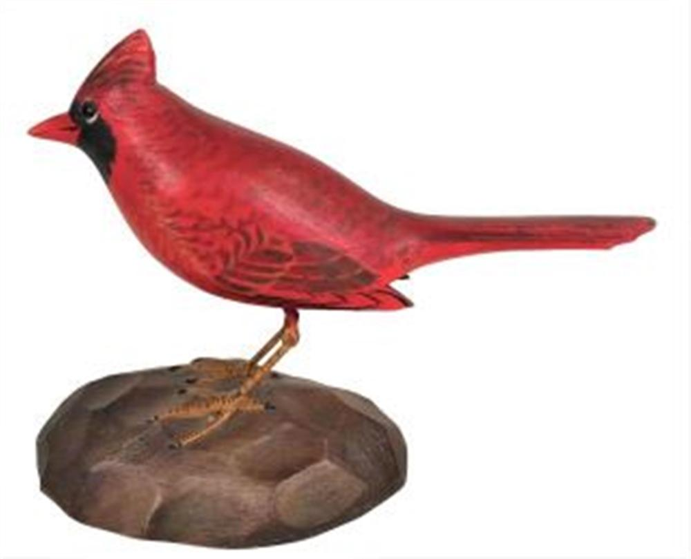 Life Size Male Cardinal by Crowell