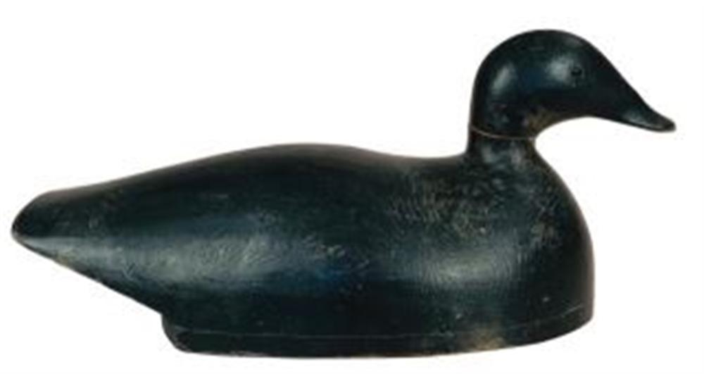 Wooden Self Bailing Scoter by Lincoln