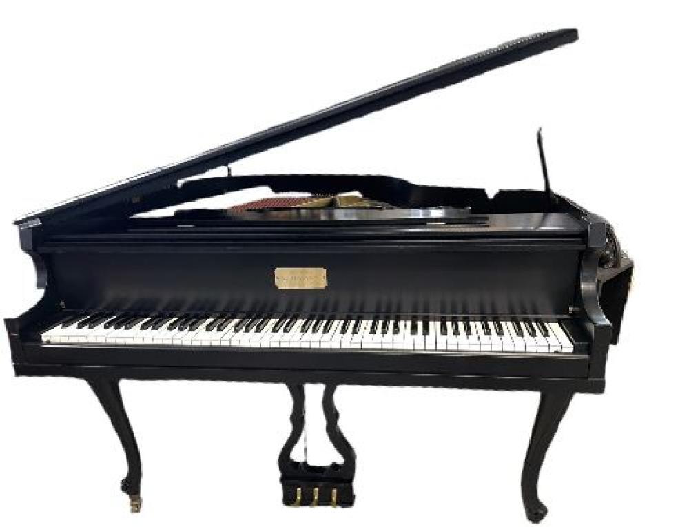 SCHUMANN BABY GRAND PIANO / BLACK