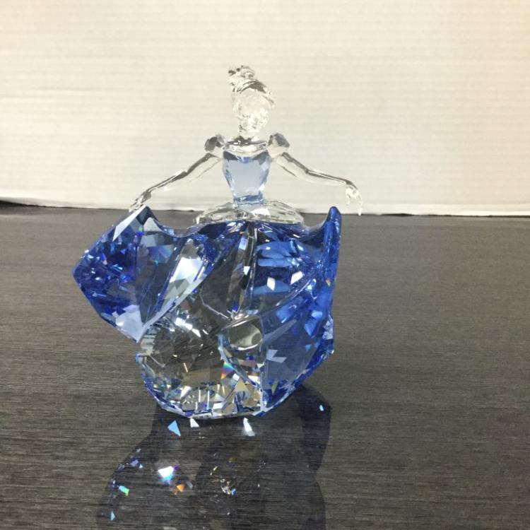 189035514 Swarovski Disney SWAROVSKI Cinderella and Slipper