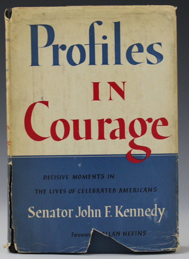 book report on john f kennedy ― john f kennedy, profiles in courage it is now almost tradition that presidential candidates will publish a book prior to campaigning for the highest elected office profiles in courage, however, was one of the earliest and most successful of these campaign books.