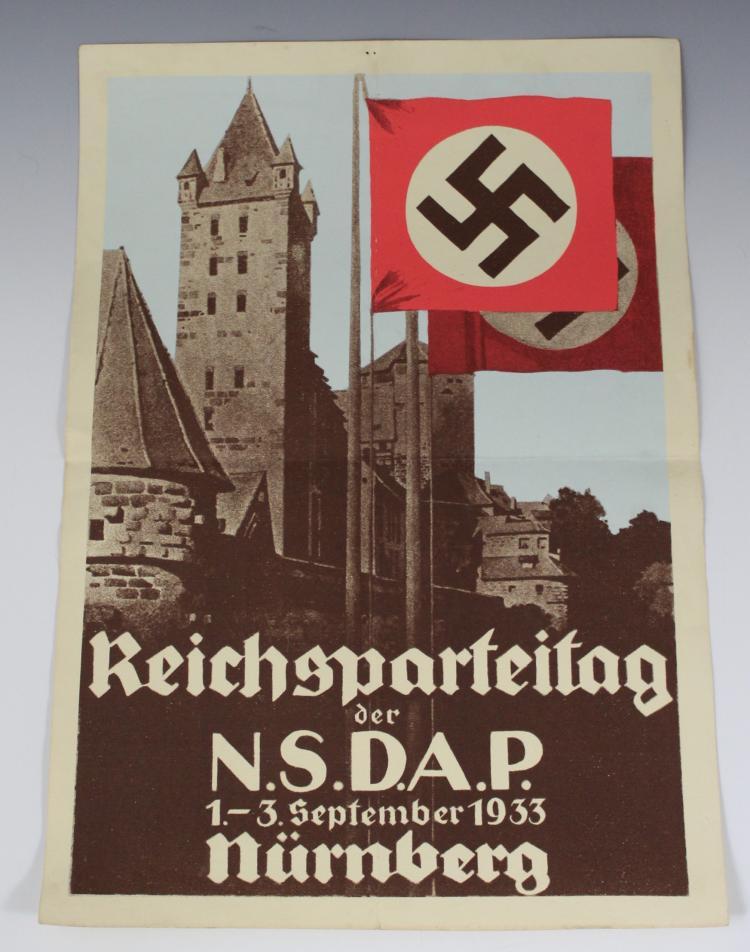 nazi propaganda thesis