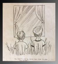 Bill Ward Drawing