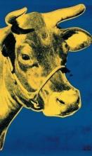 Andy Warhol Cow Poster