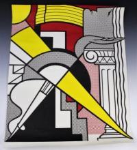 Roy Lichtenstein, Stedlijk Museum Signed Poster