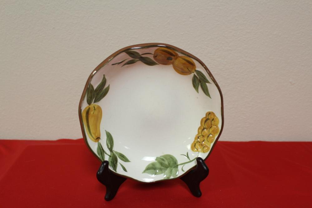 A Stangl Fruit Bowl