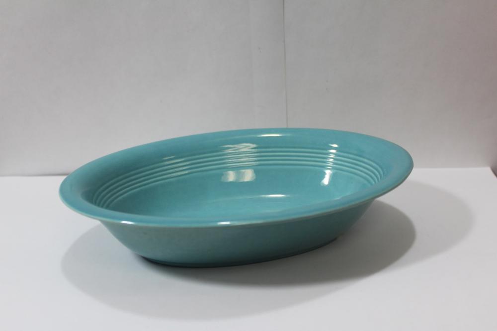 A Vintage Unmarked Fiesta Bowl