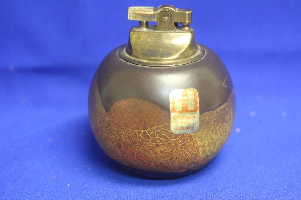 Haeger Earth Wrap Pottery Lighter