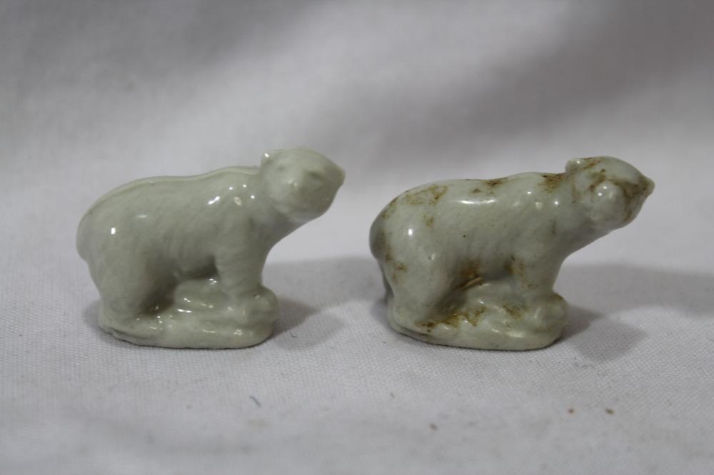 A Pair of Wade Polarbears