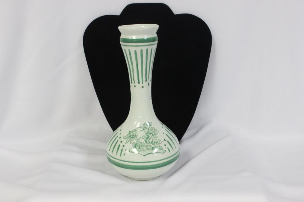 A Royal Gouda Vase