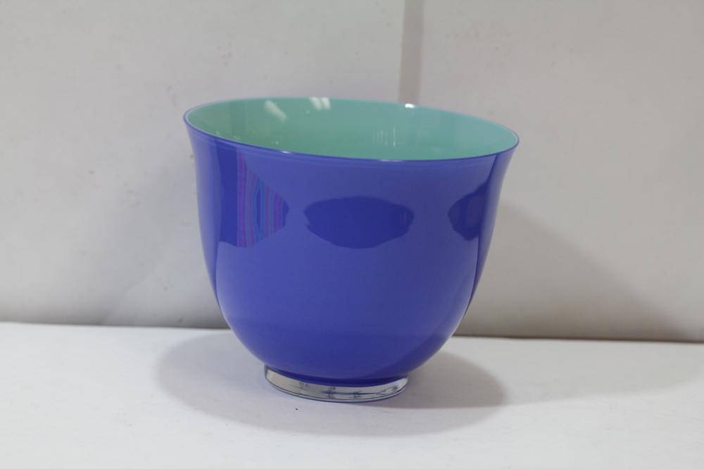 A Tiffany and Company Art Glass Bowl