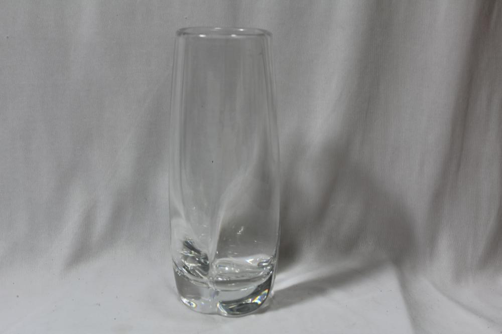 A Signed Orefors Vase