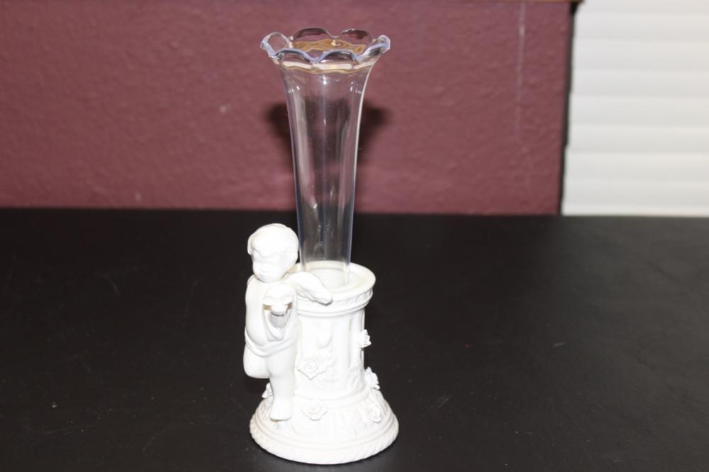 A Ceramic Avon Vase