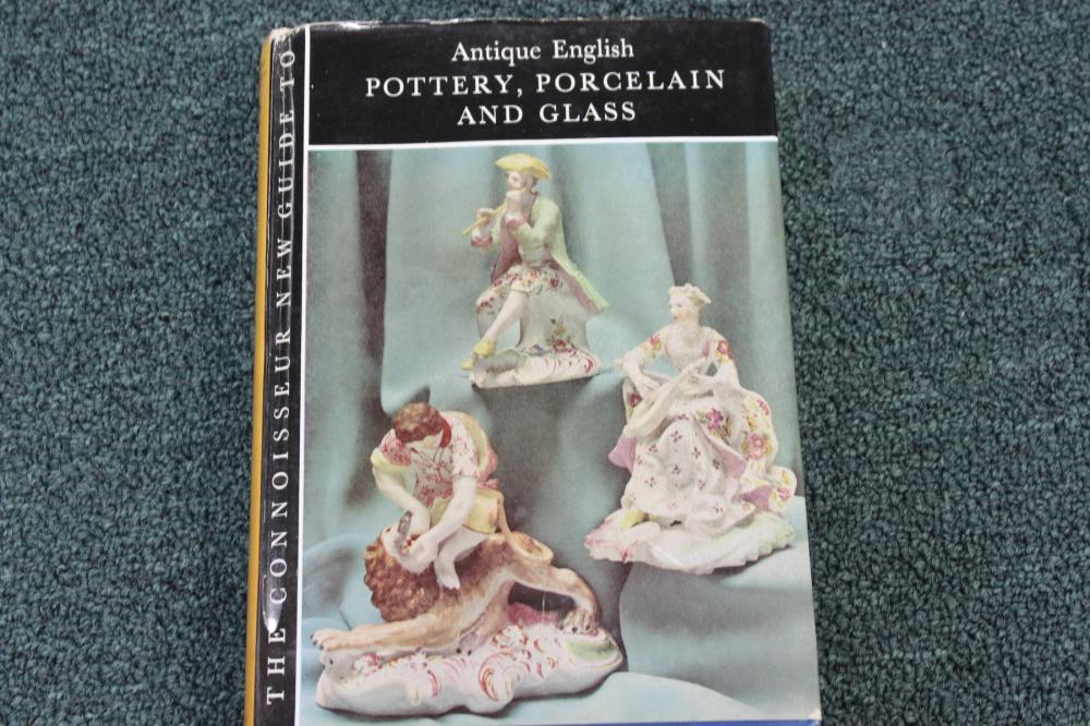 Antique English Pottery, Porcelain and Glass