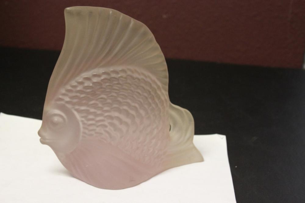 An Arclyc/Lucite Angel Fish