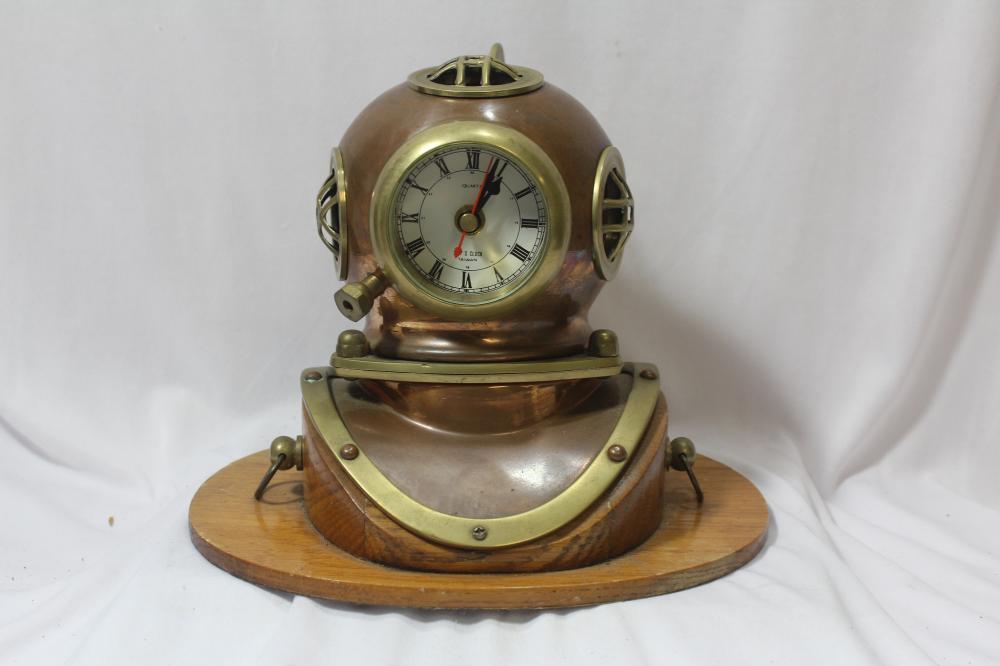 A Nautical Collectible Vintage Clock