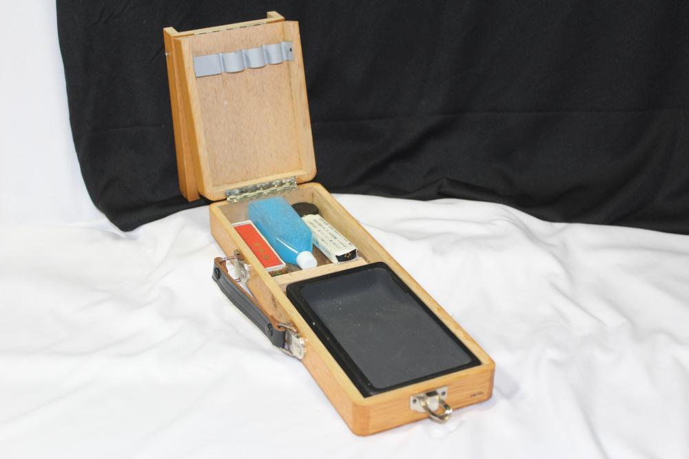 An Ink Motar For Watercolour Painting? Box