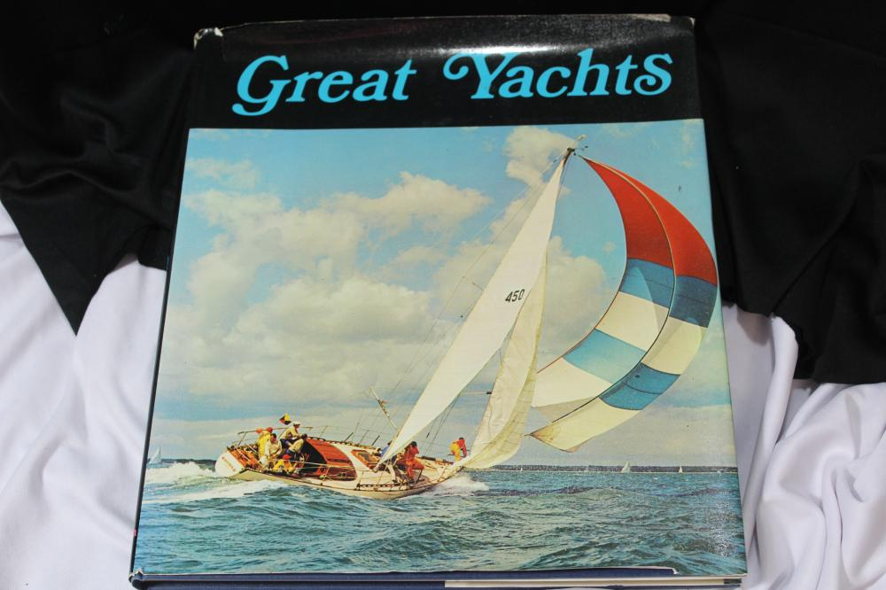 Hbook - Great Yachts