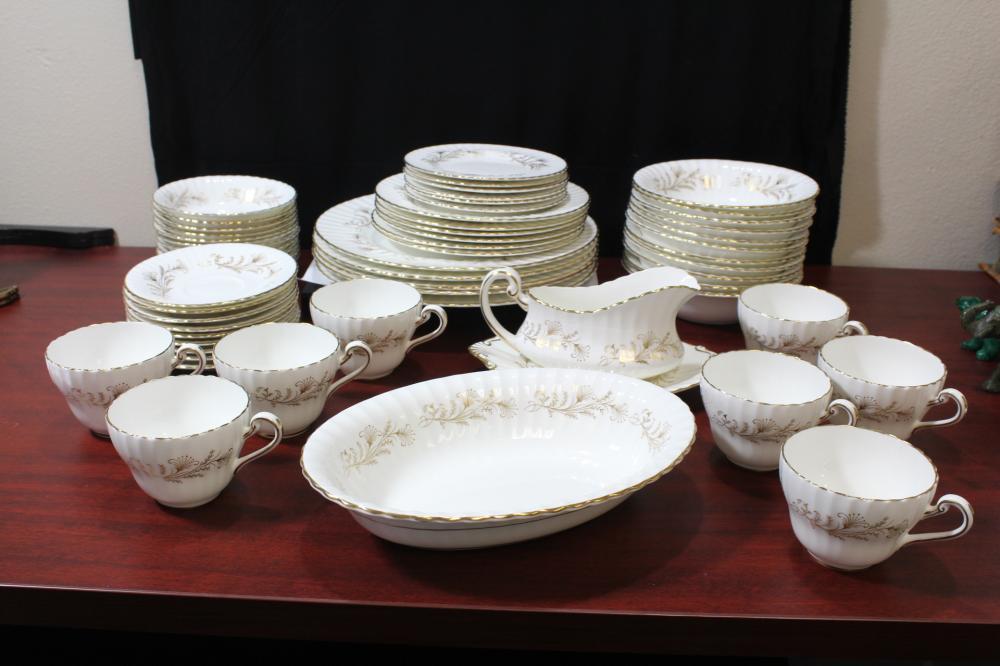Set of 59 China Set - Paragon, Lafayette Pattern