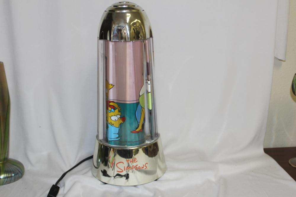 """""""The Simpsons"""" Rotating Light"""