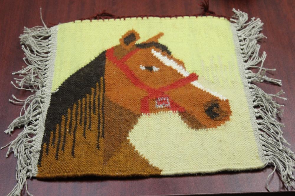 A Horse Needlework