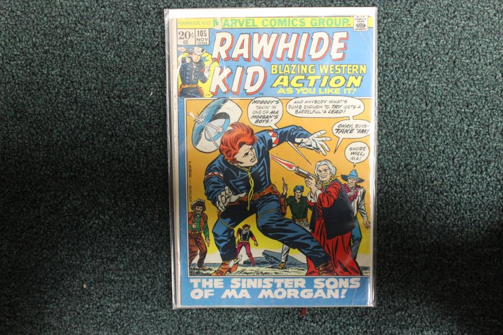 A Rawhide Kid Action Comic #105