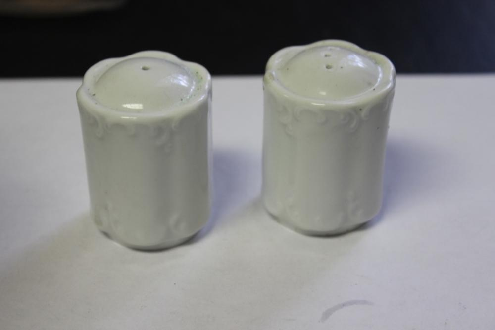 Pair of Vintage Salt and Pepper Shakers
