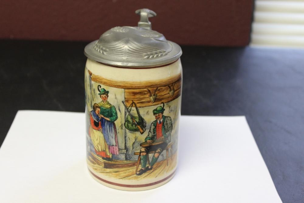 A Stein - Made in Germany