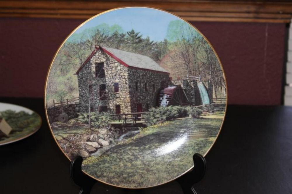 Collector's Plate by Craig Tennant