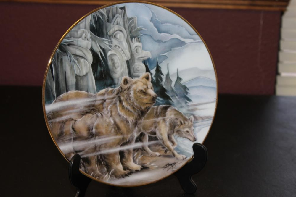 Collector's Plate by Jodi Bergsma