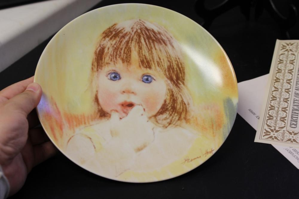 Collector's Plate by Oxmoor Gallery