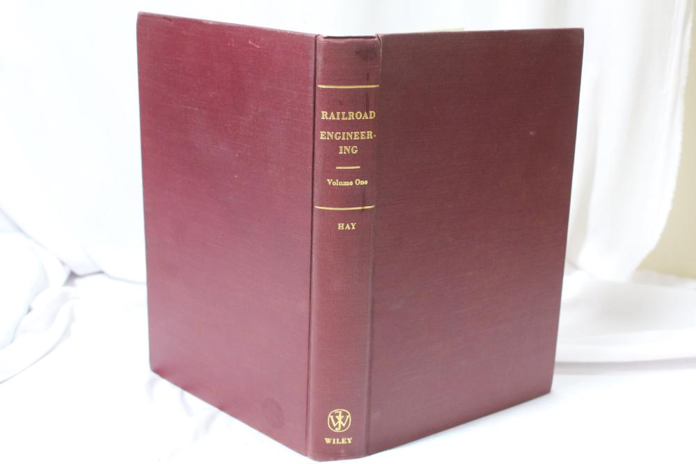 Rairoad Engineering - Hardcover Book