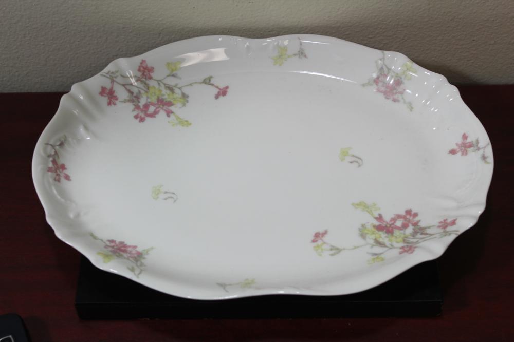 A Theodore Haviland Limoge Platter
