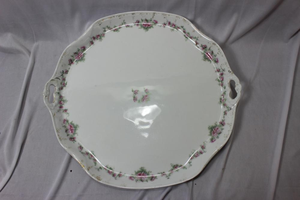 A Vintage Ceramic Tray