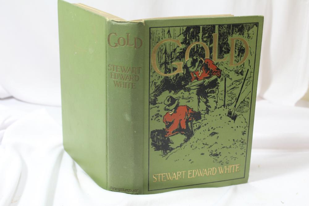 Gold - Hardcover Book