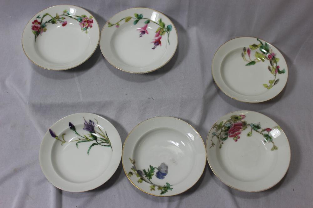 Lot of 6 Limoges Trinket Dishes