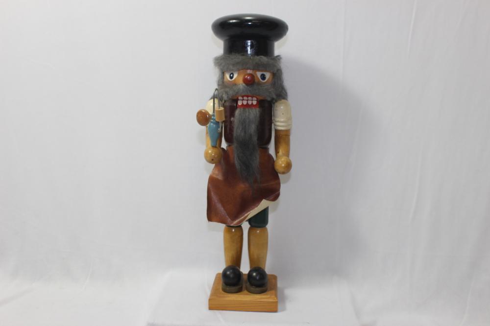 A Wooden Nutcracker