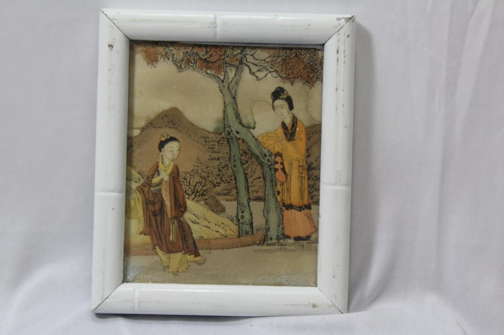 A Vintage Chinese Small Print