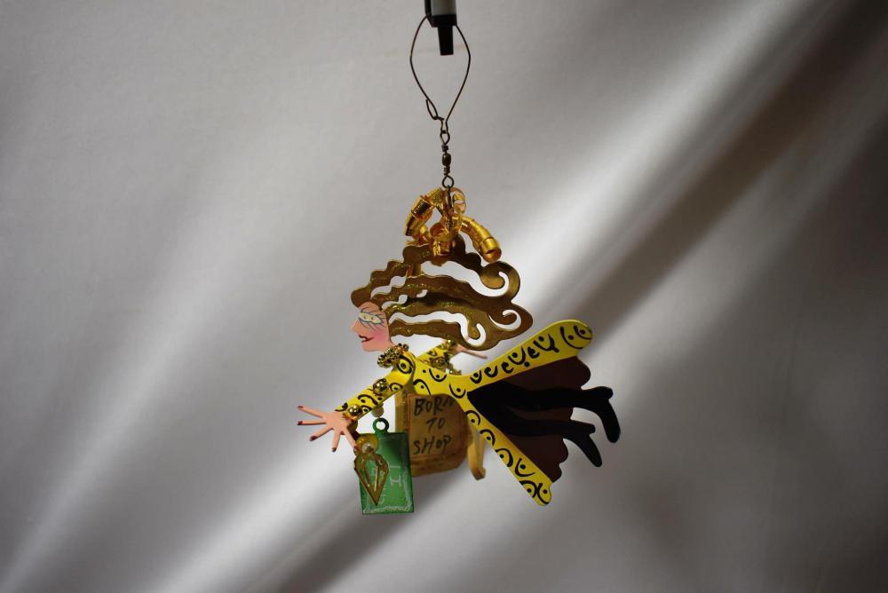 A Modern Ornament