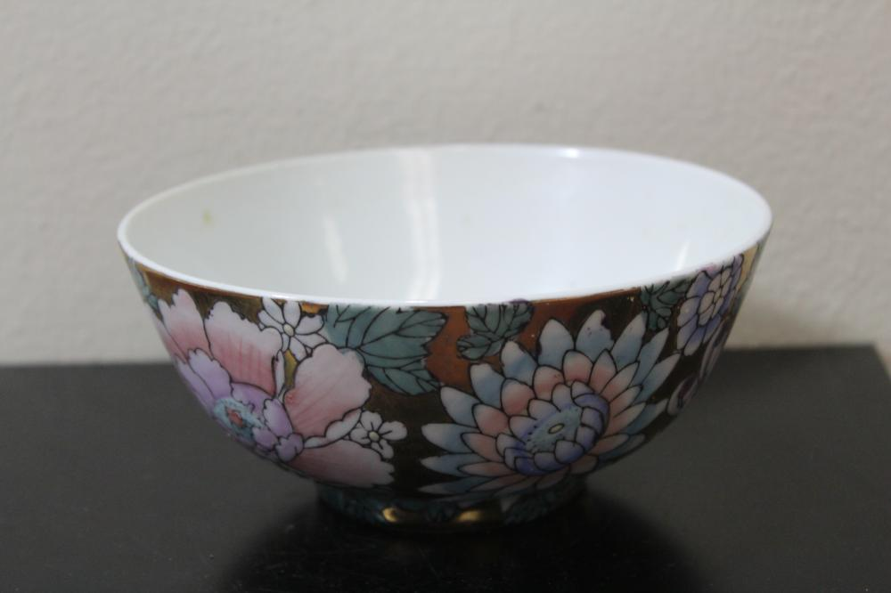 A Chinese Oriental Bowl