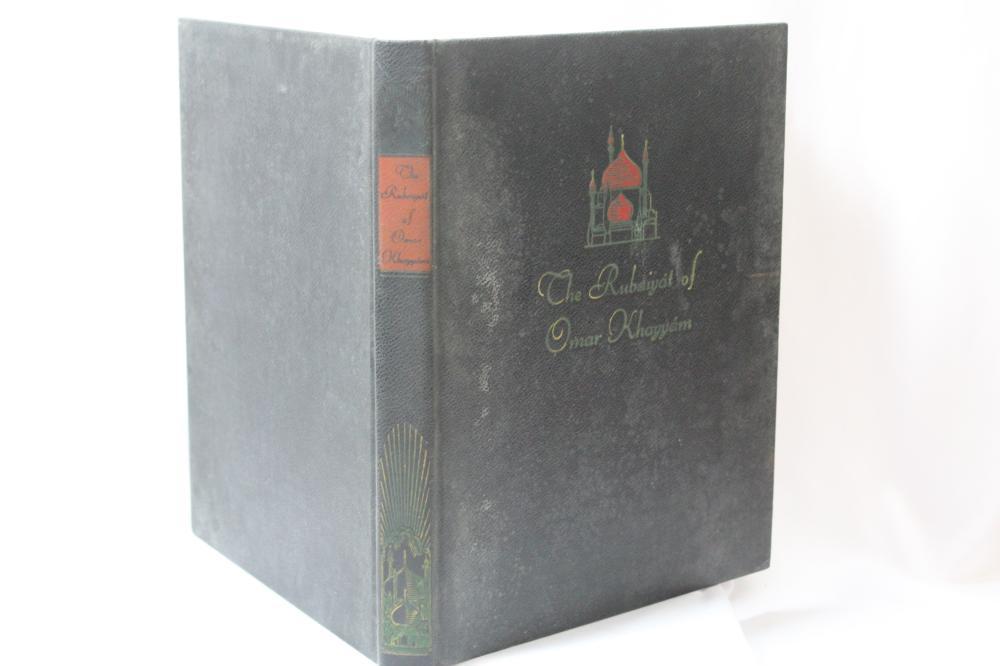 The Rubaiyat of Omar Khayyam - Hardcover Book