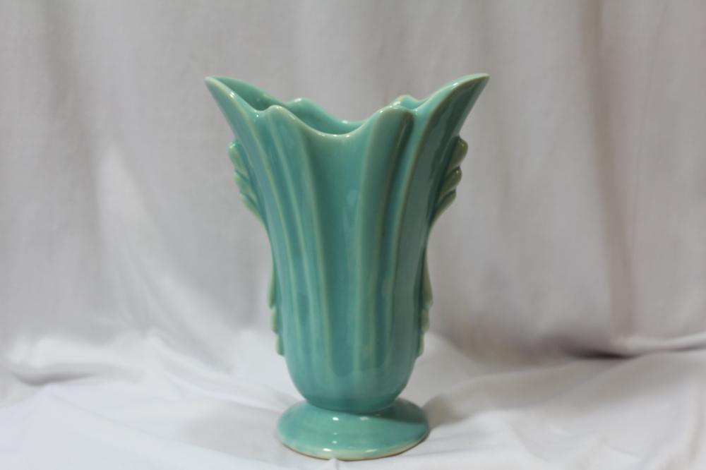 A Vintage Shawnee Vase